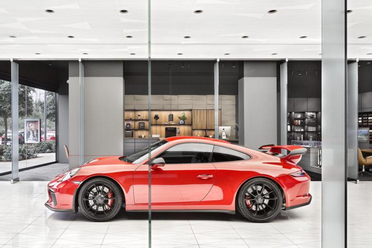 Porsche Showrooms Beirut | Cape Town